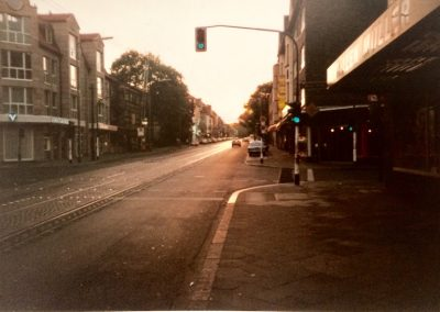 Benderstraße Brillen Müller 1987