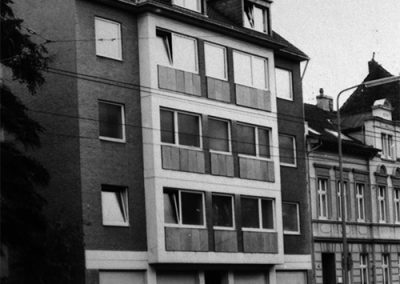 Benderstraße 8 1970er